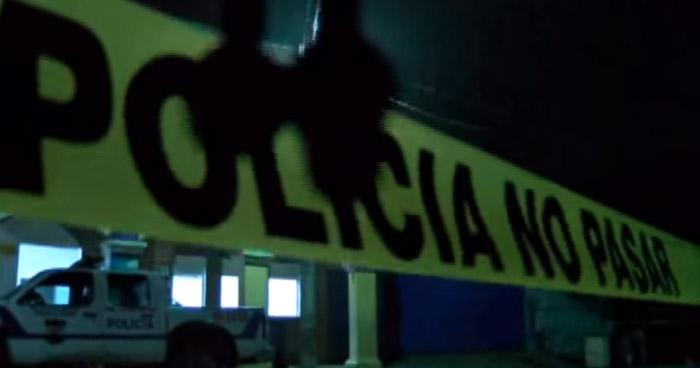 Pandillero recién salido de un penal, fue asesinado anoche en Cuscatlán