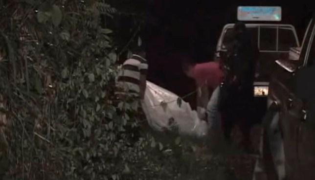 Dos hombres fueron asesinados por pandilleros en San Ramón, Cuscatlán