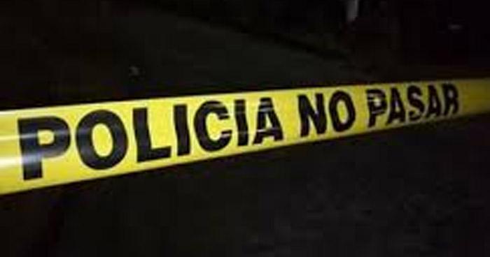 Joven asesinado en Delicias de Concepción, Morazán