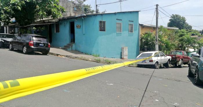 Expandillero fue asesinado esta mañana en colonia Dina de San Salvador