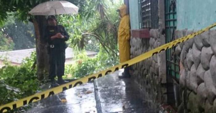 Dos personas han sido asesinadas en Olocuilta, La Paz