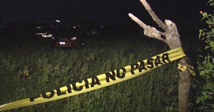 Asesinan a joven y a un empleado municipal en El Tránsito, San Miguel