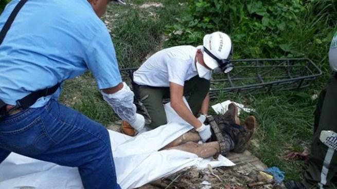 Repartidor de gas fue asesinado por delincuentes en San Martín