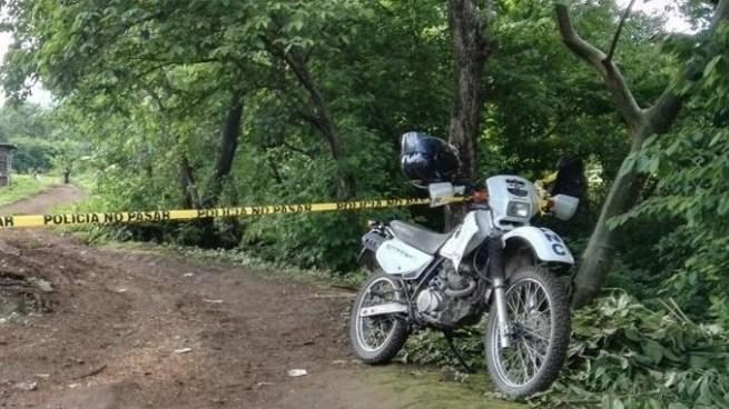 Hombre es asesinado en el cantón San Andrés de San Miguel