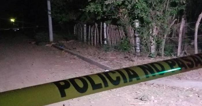 Joven que trabajaba como carpintero fue asesinado anoche en Ereguayquin, Usulután