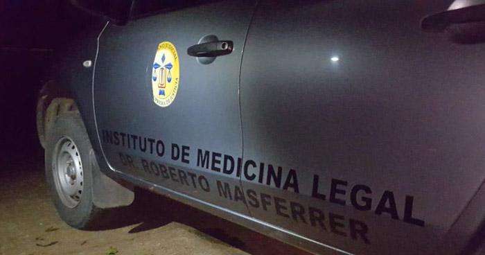 Un vigilante fue asesinado a balazos en una granja de Olocuilta