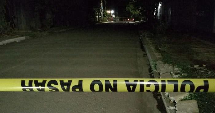 Dos hombres fueron asesinados en las últimas horas, uno en Guacotecti y otro Chalchuapa