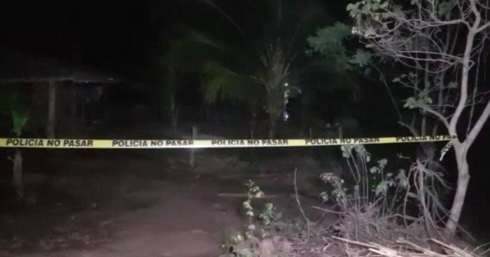 Joven fue asesinado al interior de su vivienda en Guatajiagua, Morazán
