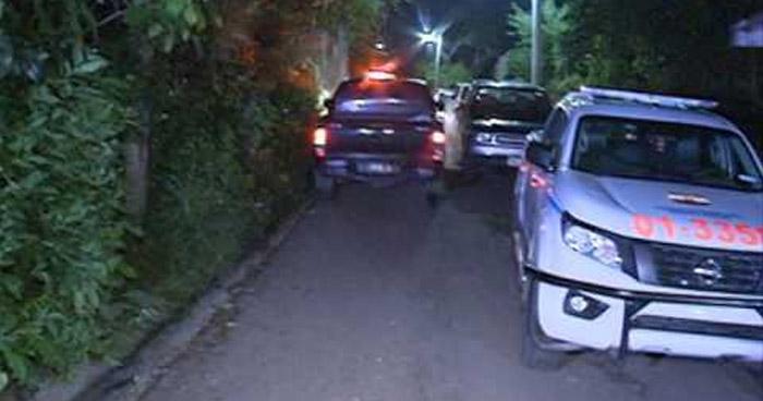 Supuesto pandillero fue asesinado anoche en Guazapa