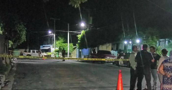 Asesinan a balazos un pandillero en San Bartolo, Ilopango