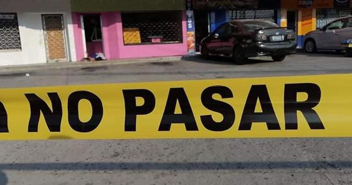 Dos muertos tras tiroteo en Bulevar San Bartolo de Ilopango