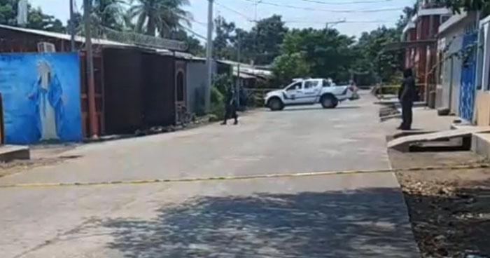 Asesina a un hombre al interior de una vivienda en Jiquilisco, Usulután