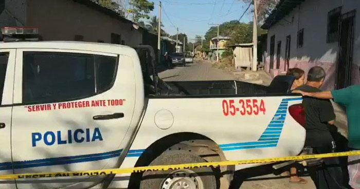 Matan a machetazos a empleado de la alcaldía de Jiquilisco en Usulután