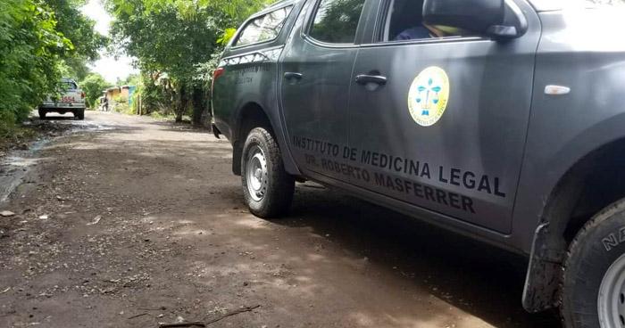 Asesinan con arma blanca a un hombre en Jiquilisco, Usulután