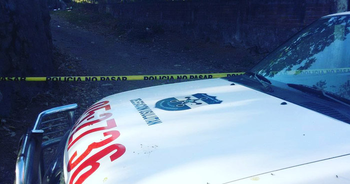 Asesinan a pandillero en Jucuapa, Usulután