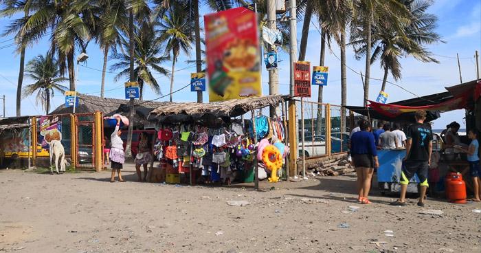 Matan al propietario de un restaurante en la playa El Espino, Usulután