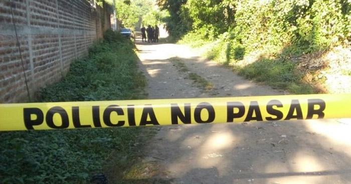 Criminales asesinan a machetazos a un jornalero, en San Juan Opico, La Libertad