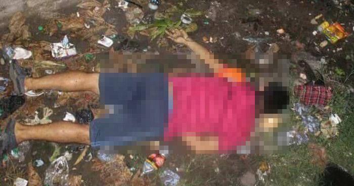 Sicarios asesinan a un pandillero, mientras departía en una licorería, en La Paz