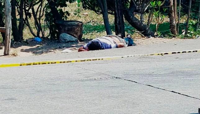 Asesinan a un vendedor de verduras sobre el desvío El Gavilán, en La Unión