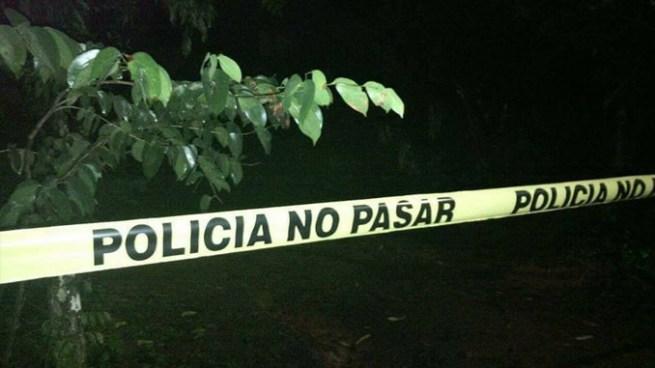 Pandillero recien salido de un Penal fue asesinado a balazos en el patio de su vivienda