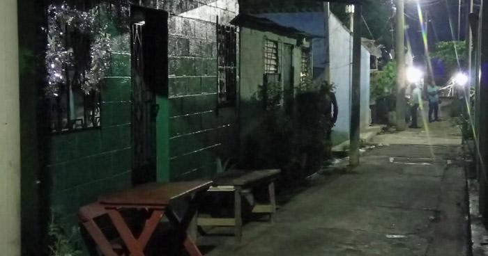 Criminales asesinan a un pandillero, al interior de su vivienda, en comunidad de Mejicanos