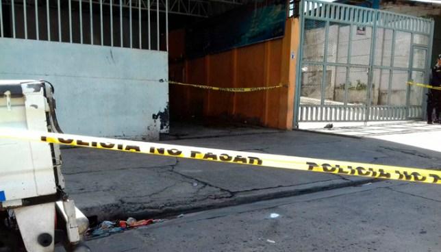 Asesinan a un hombre dentro de un Car Wash en calle al Volcán, Mejicanos