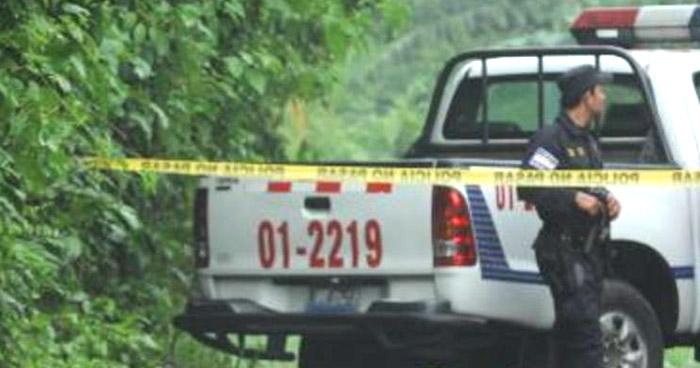 Encuentran cadáver en quebrada Agua Fría de Morazán