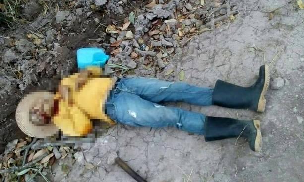 Delincuentes asesinan a un agricultor en Cacaopera, Morazán