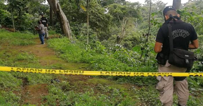 Asesinan a un joven en río de Nahuizalco, Sonsonate