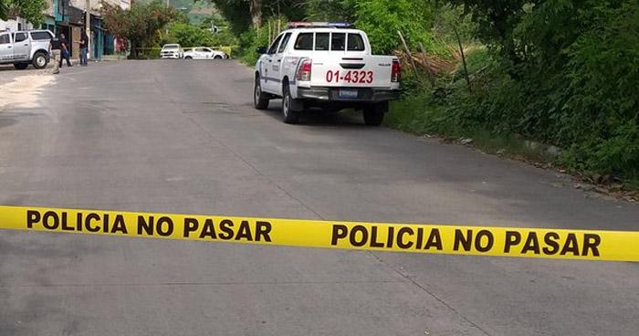 Asesinan a empleado de la alcaldía de Nejapa cuando se dirigía a trabajar