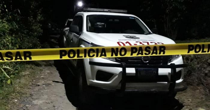 Un pandillero muerto y un policía lesionados tras intercambio de disparos en Sonsonate