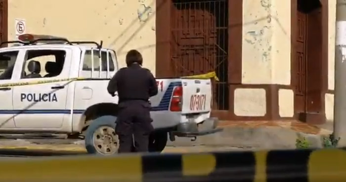 Pandilleros asesinan a golpes a un Nicaragüense, residente de Santa Rosa de Lima, en La Unión