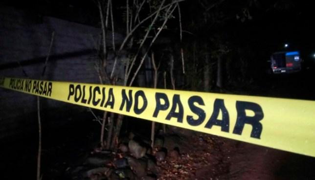 Al menos 10 sujetos asesinaron a un joven, al interior de su vivienda en Panchimalco