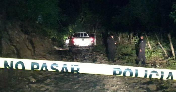 Grupo de delincuentes mataron a un joven en una cancha de Panchimalco