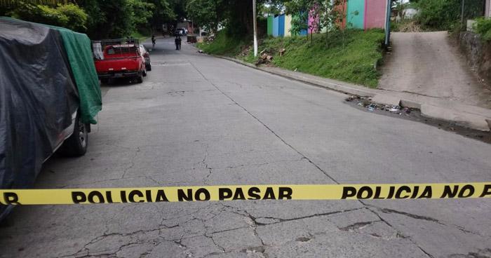 Pandilleros asesinan a un hombre por vivir en zona de contrarios, en Apopa