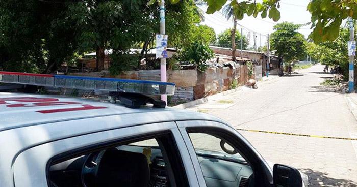 Pandillero retirado fue asesinado cuando participaba de un culto en Puerto El Triunfo, Usulután
