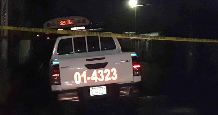 Asesinan joven dentro de autobús Ruta 2A en Mejicanos