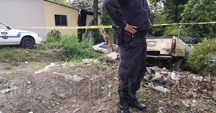 Asesinan a mecánico en el barrio San Jacinto de San Salvador