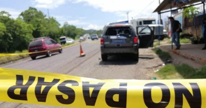 Un hombre fue asesinado tras retirar dinero de un banco de Lourdes Colon