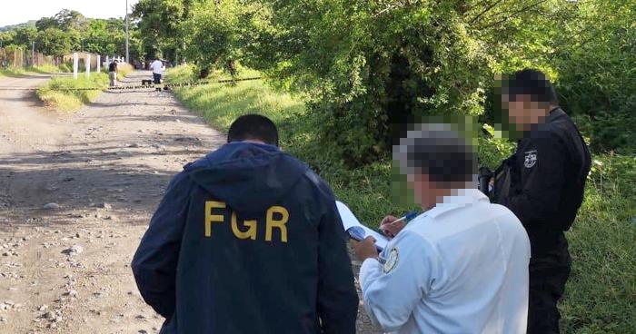 Asesinan a un hombre cerca de un cementerio en El Rosario, La Paz