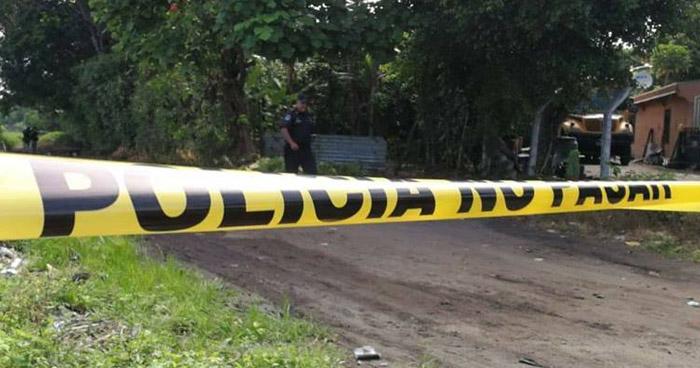 Hombre pierde la vida tras un ataque armado en San Juan Opico, La Libertad