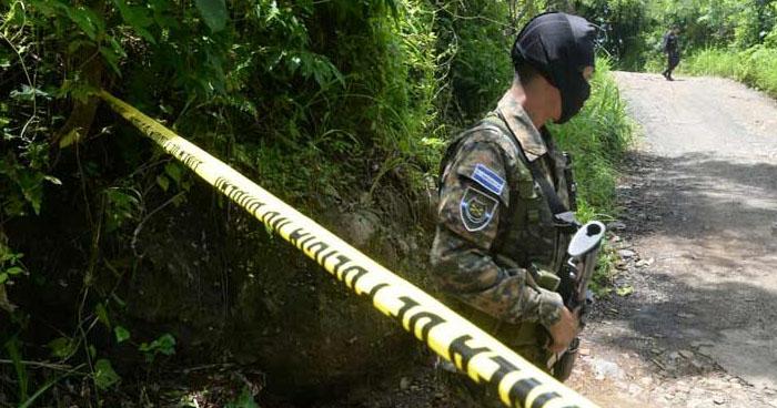 Un pandillero deportado de EE.UU y otro recién salido de un Penal fueron asesinados en Sonsonate