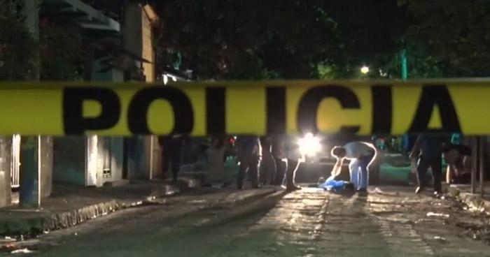 Un joven fue asesinado a balazos en colonia de San Marcos