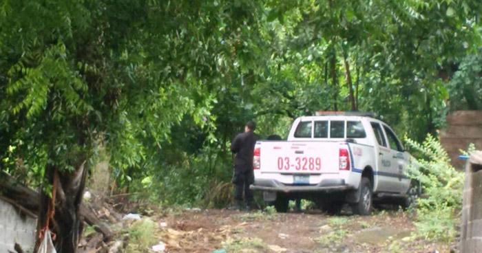 Un muerto y una mujer lesionada tras ataque armado en Lolotique, San Miguel