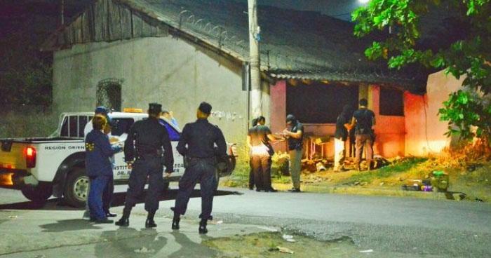Matan a un hombre cuando salió de una tienda en San Rafael Cedros