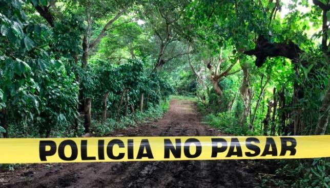 Pandilleros matan a balazos a joven ganadero en San Vicente