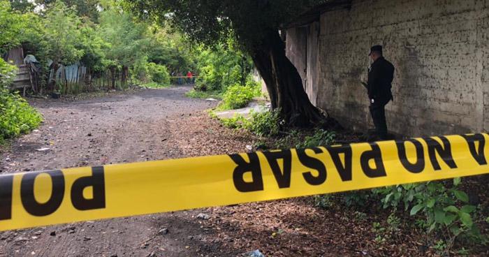 Asesinan a joven en colonia de San Miguel