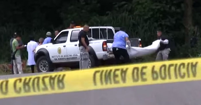 Joven fue asesinado en Santa Ana cuando se dirigía a trabajar