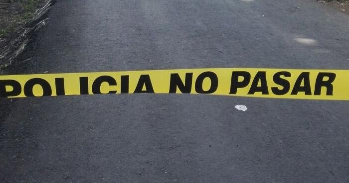 Asesinan a pandillero en San Juan Nonualco, La Paz
