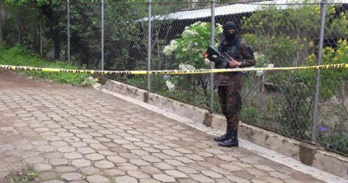 Pandilleros asesinan a un exsoldado en Cuscatlán